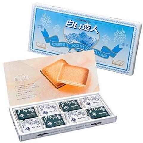北海道直送 白色戀人巧克力夾心餅干-詳情-圖片1