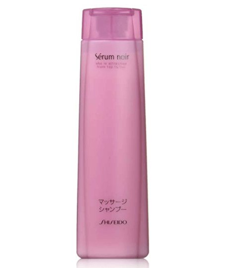Shiseido Serum Noir Hair Loss Massage Shampoo/Hair conditioner-detail-image1