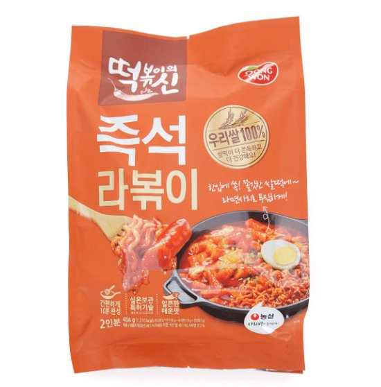 韓國東遠速食年糕鍋拉面404g約2人份-詳情-圖片1