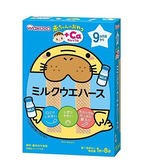 和光堂wakodo宝宝加钙零食-详情-图片1