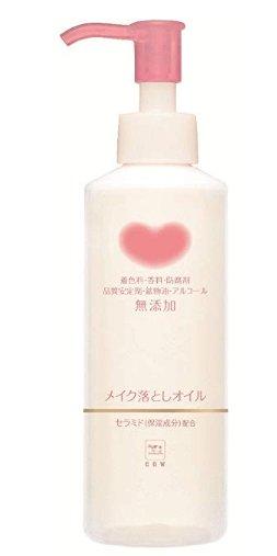 cow牛乳石碱无添加卸妆油 卸妆乳 温和无刺激敏感肌 150ml-detail-image1