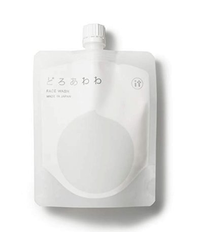 Doroawawa Mud soy milk soap grated 110g-detail-image1