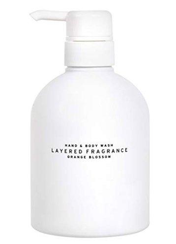 Japan layered fragrance fragrant shower gel moisturizing whitening lasting fragrance male and female shower gel-detail-image1