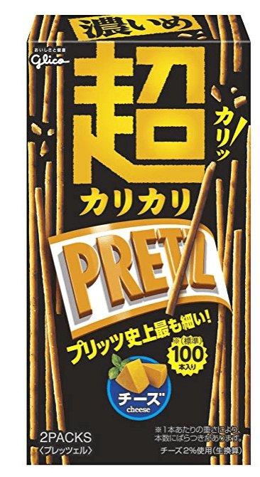 固力果glico PRETZ 发酵黄油味番茄味香草味百力滋-详情-图片1