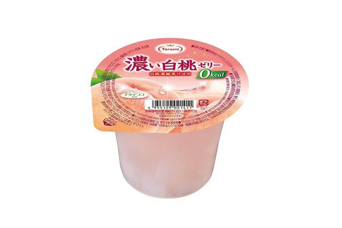 TARAMI fruit jelly 0kcal 290g-detail-image1