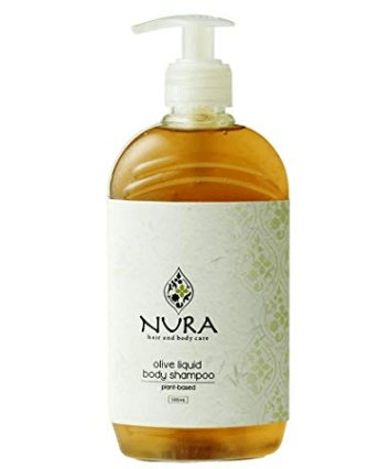 NURA Olive Liquid Body Wash 500ml-detail-image1