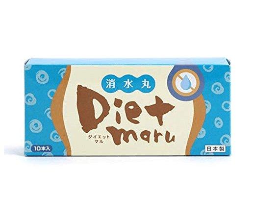 榮進制藥 Diet maru 消水丸10支裝-詳情-圖片1