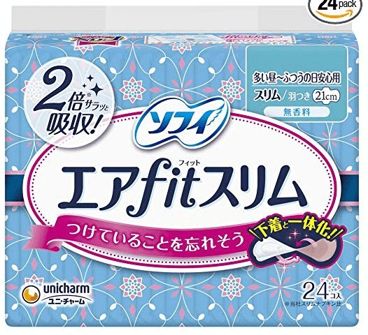 苏菲/sofy 尤妮佳卫生巾AIR超薄日用-详情-图片1