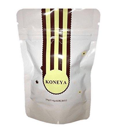 日本koneya汉方酵素减肥丸减脂排油瘦身酵素胶囊顽固型加强版60粒-详情-图片1
