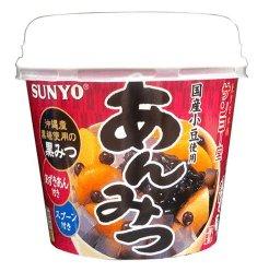SUNYO 黑蜜豆沙水果凉粉260g-详情-图片1
