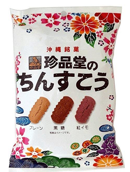 珍品堂 冲绳特产曲奇饼干3种口味13个入-详情-图片1