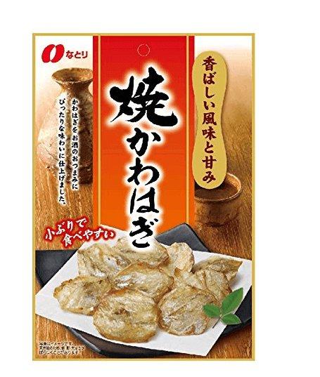 納多利 natori 香甜風烤味魚片40g-詳情-圖片1