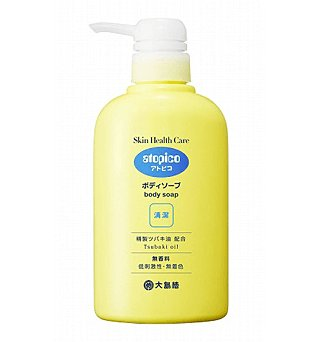 Atopico SHC Shower gel 400ml-detail-image1