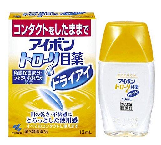 小林制药Eyebon高粘度滋润眼药水13ml-详情-图片1
