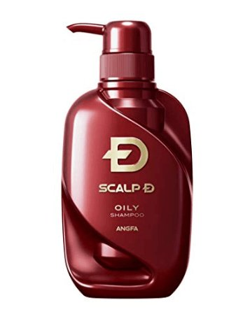 Scalp D Medical Shampoo 2016 (Oily skin type)Scalp D Medical Scalp Pack Conditioner For men-detail-image1