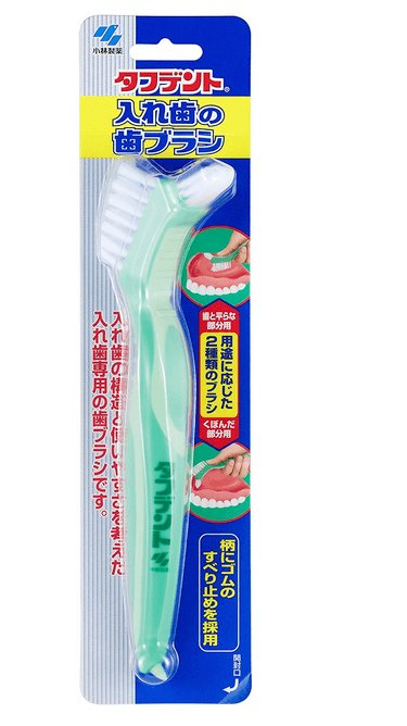 小林制药 义齿假牙专用牙刷-详情-图片1