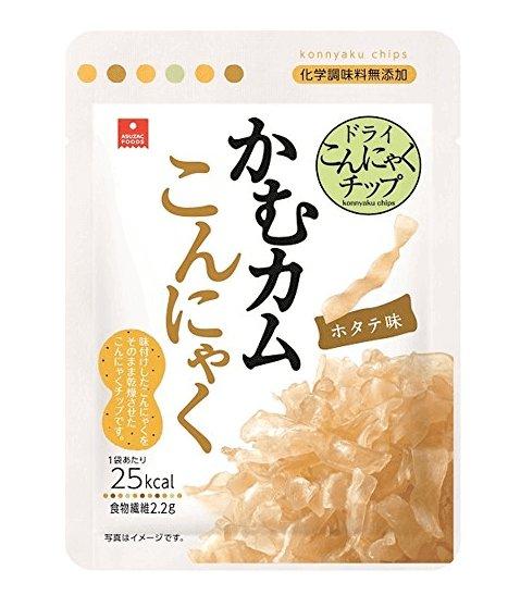 低熱量 Asuzac風味魔芋干低卡零食品 一袋裝/五袋裝-詳情-圖片1