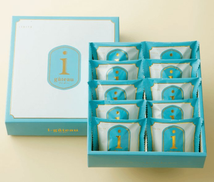 北海道 白色恋人i-gateau鲜奶蛋糕-详情-图片1
