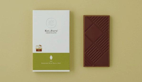 白色恋人koi.suru恋爱板砖巧克力系列-详情-图片1