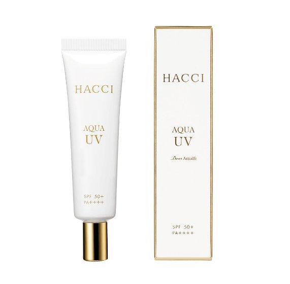 HACCI2019限定高保湿防晒霜SPF50++++30g-详情-图片1