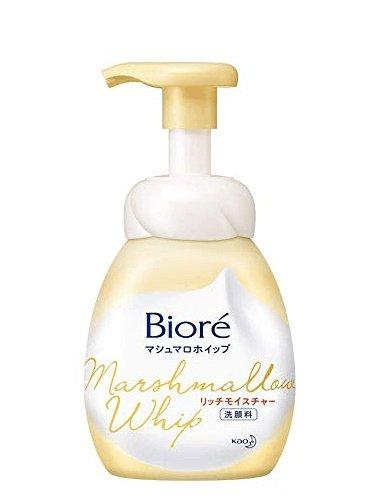 BIORE Kao Foaming Face Wash Marshmallow Whip 150ml-detail-image1