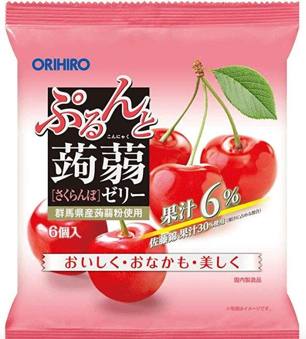 Orihiro Puru do and konnyaku jelly-detail-image1