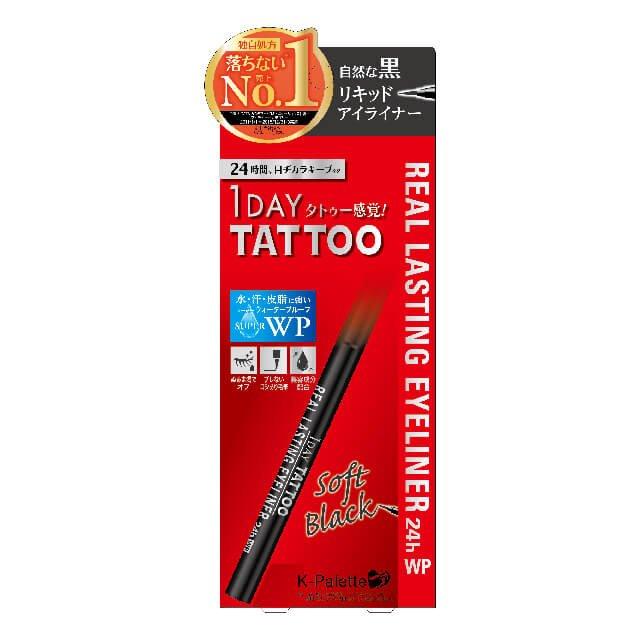 防水持久極細K-Palette 1day tattoo24小時眼線液筆-詳情-圖片1