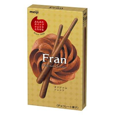 明治meiji 新款fran巧克力饼干棒pocky-详情-图片1