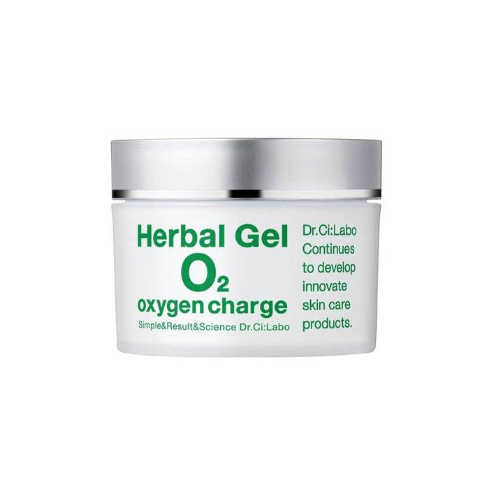 城野醫生 Dr.Ci:Labo Herbal Gel O2 活氧草本美肌啫喱高保濕凝露 80g-詳情-圖片1