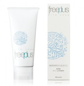 Kanebo free plus Gentle Cleansing Cream 100g-detail-image1