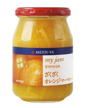 MEIDIYA明治屋果实实感果酱340g-详情-图片1