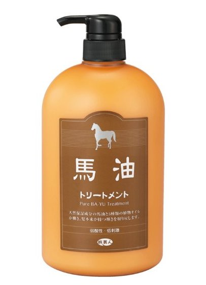 旅美人 马油洗发水1000ml 柔顺防止头屑脱发-详情-图片1