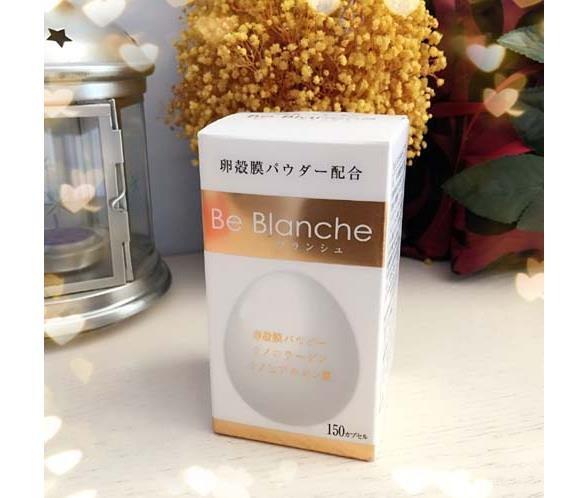 Be Blanche Whitening Collagen Protein Red Blemish 150 pills-detail-image1