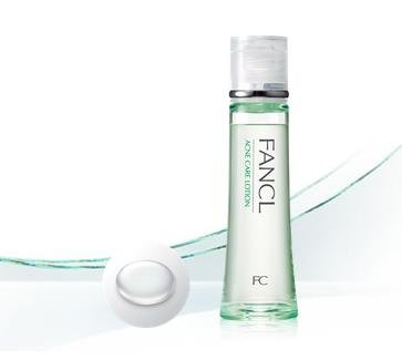 FANCL acne liquid hydrating moisturizing lotion 30ML-detail-image1