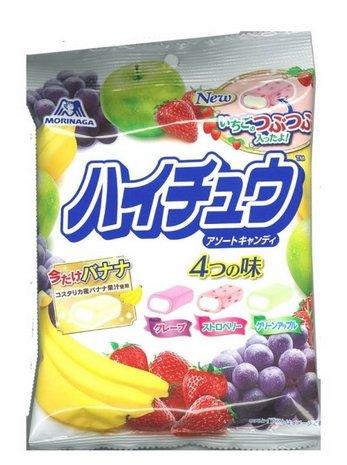 森永製菓ハイチュウ4種水果味夾心牛奶軟糖94g-詳情-圖片1
