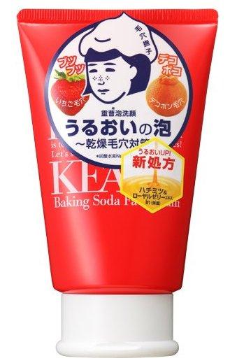 Ishizawa Keana Baking Soda Face Wash Foam 100g-detail-image1
