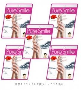 Pure Smile Hand Sheet Mask-detail-image1
