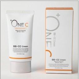 日本+ONEC BBCC霜 保濕亮白遮瑕防曬隔離 孕婦可用-詳情-圖片1