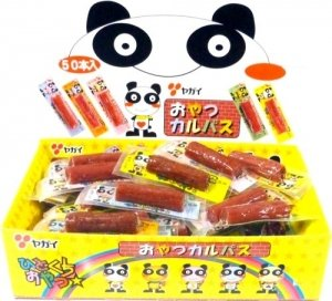 ヤガイ(yagai)迷你儿童猪肉肠50根-详情-图片1