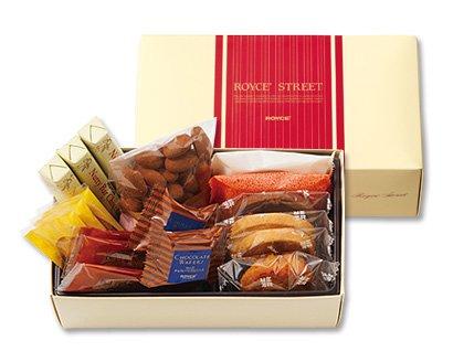 北海道ROYCE巧克力餅干  威化 麥脆 蛋糕禮盒-詳情-圖片1