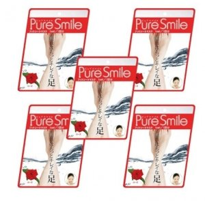 pure smile foot mask-detail-image1