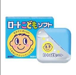 Rohto Kodomo soft Child soft Eye drops for child 8ml-detail-image1