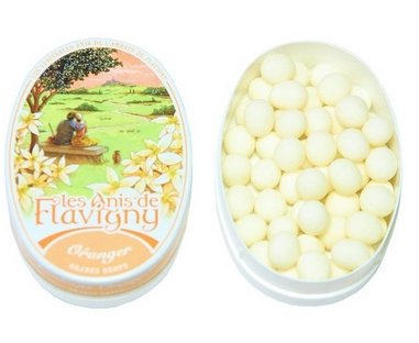 Flavigny 法密爱 爱情糖果六种口味-详情-图片1
