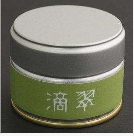 日本 百年老店 宇治园 有机无添加 手制 抹茶粉 滴翠-详情-图片1