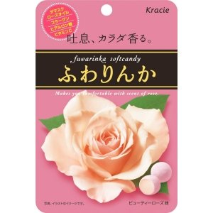 Kracie Fuwarinka Body sugar rose sweet sweat is Rose-detail-image1