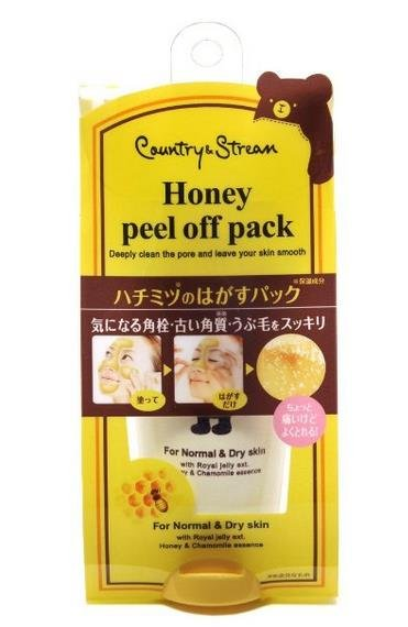 Country&Stream honey peel off pack-detail-image1