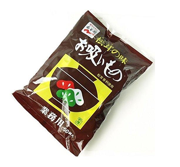永谷园即食鲣鱼松茸味噌汤料 業務用50袋入-详情-图片1