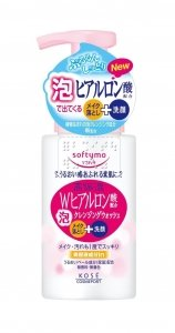 高丝softymo保湿深层清洁泡沫卸妆洁面乳-详情-图片1