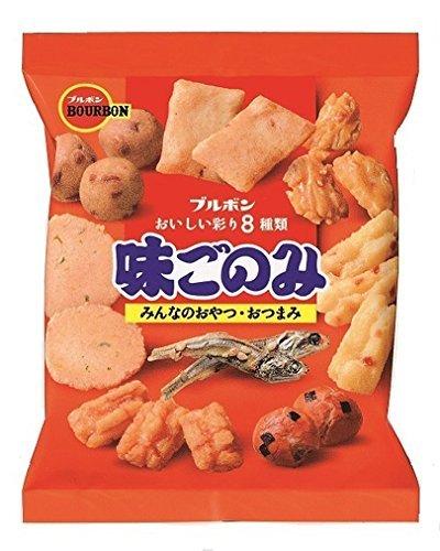 布爾本 8種風味混合零食 46g X10袋H-詳情-圖片1