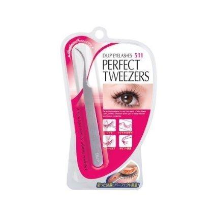DUP perfect tweezers假睫毛著裝鑷子著裝夾-詳情-圖片1